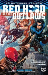 DC - Red Hood And The Outlaws (Rebirth) Vol 3 Bizarro Reborn TPB