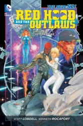 DC - Red Hood and the Outlaws (New 52) Vol 2 The Starfire TPB