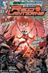 DC - Red Lanterns (New 52) # 15