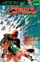 DC - Red Lanterns (New 52) # 16