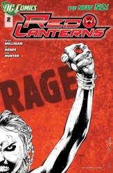 DC - Red Lanterns (New 52) # 2