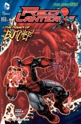 DC - Red Lanterns (New 52) # 23