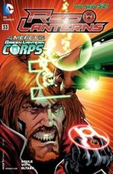 DC - Red Lanterns (New 52) # 33
