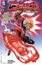 DC - Red Lanterns (New 52) # 38