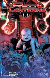 DC - Red Lanterns (New 52) # 39