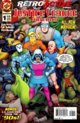 DC - Retroactive Justice League America 1990s # 1