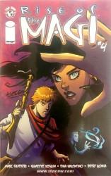 Rise Of The Magi #4 Sümeyye Kesgin İmzalı Sertifikalı - Thumbnail