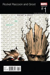 Marvel - Rocket Raccoon and Groot # 1 Randolph Hip Hop Variant