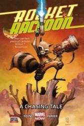 Marvel - Rocket Raccoon Vol 1 A Chasing Tale TPB