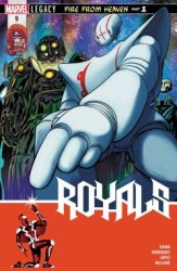 Marvel - Royals # 9