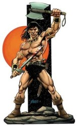Marvel - Savage Sword Of Conan # 1 Perez Variant