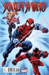 - Scarlet Spiders 1:25 Bagley Variant