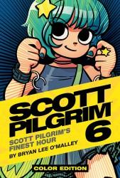 Oni Press - Scott Pilgrim Color Volume 6 Finest Hour HC