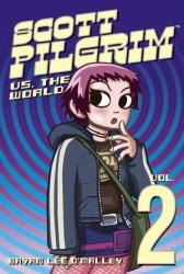 Oni Press - Scott Pilgrim Vol 2 Vs The World TPB
