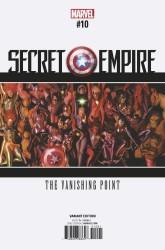 Marvel - Secret Empire # 10 Ross Generation Variant