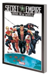 Marvel - Secret Empire Brave New World TP