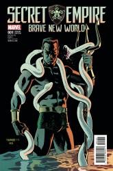 Marvel - Secret Empire Brave New World # 1 Samnee Variant