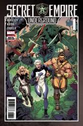 Marvel - Secret Empire Underground #1