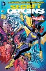 DC - Secret Origins # 10