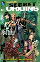 DC - Secret Origins # 11