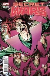 Marvel - Secret Wars #5 Coker Variant