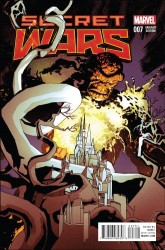 Marvel - Secret Wars # 7 Classic Variant