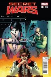 Marvel - Secret Wars #7 Coker Variant