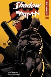 DC - Shadow Batman # 1 A Cover David Finch