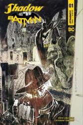 DC - Shadow Batman # 1 F Cover Bill Sienkiewicz