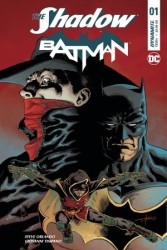 DC - Shadow Batman # 1 H Cover Timpano Subscription Variant