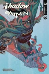 DC - Shadow Batman # 2 C Cover Artyom Trakhanov