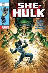 Marvel - She-Hulk #159 Fegredo Lenticular Homage Variant