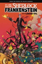 Dark Horse - Sherlock Frankenstein Legion Of Evil TPB