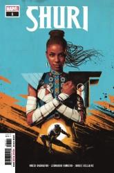 Marvel - Shuri # 1