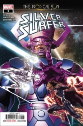 Marvel - Silver Surfer Prodigal Sun # 1