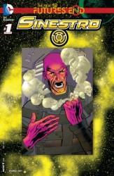 DC - Sinestro Futures End # 1