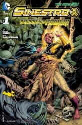 DC - Sinestro (New52) # 1