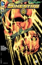 DC - Sinestro (New52) # 10