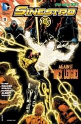 DC - Sinestro (New52) # 11