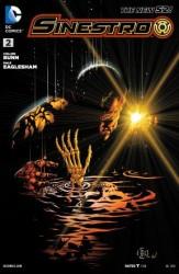 DC - Sinestro (New52) # 2