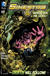 DC - Sinestro (New52) # 3