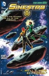 DC - Sinestro (New52) # 4