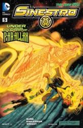 DC - Sinestro (New52) # 5