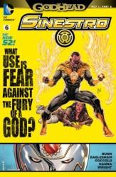 DC - Sinestro (New52) # 6