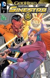 DC - Sinestro (New52) # 7
