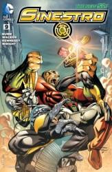 DC - Sinestro (New52) # 9