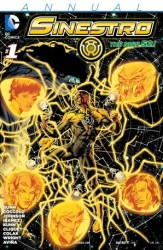 DC - Sinestro (New 52) Annual # 1