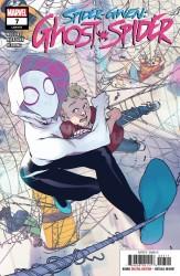 Marvel - Spider-Gwen Ghost Spider # 7
