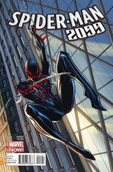 Marvel - Spider-Man 2099 # 1 Campbell Connecting Variant