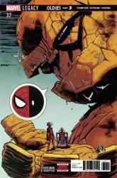 Marvel - Spider-Man Deadpool # 32